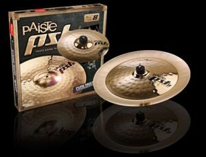 "000180FXPK PST 8 Rock Effects Pack Комплект тарелок 10""/18"", Paiste"